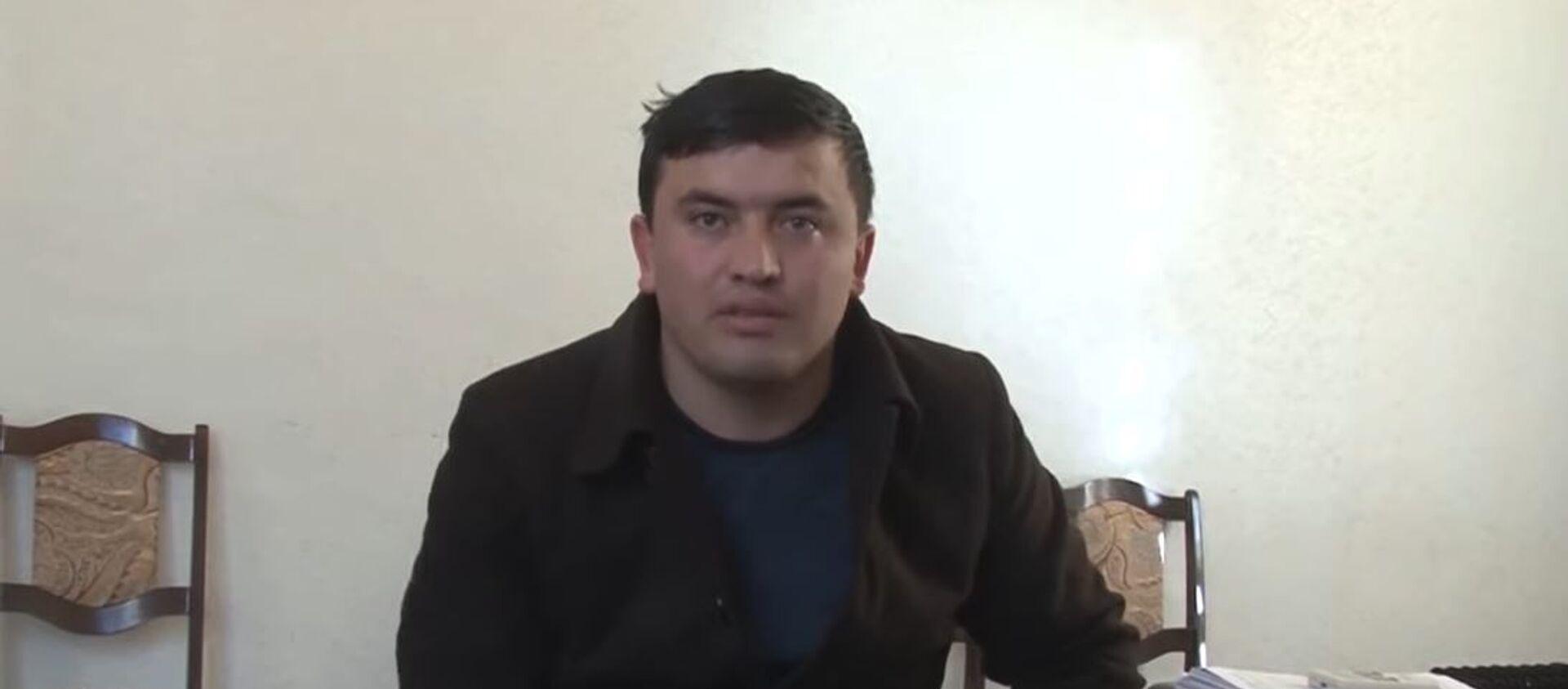 Экстрасенс из Таджикистана, задержанный МВД - Sputnik Тоҷикистон, 1920, 04.02.2021