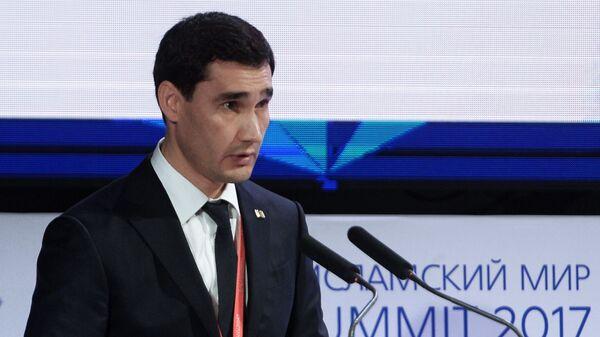 Председатель комитета по законодательству и его нормам Туркменистана Сердар Бердымухамедов - Sputnik Таджикистан