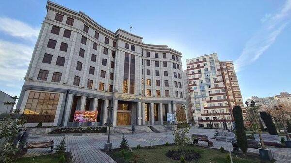 Агентство по финансовому контролю и борьбе с коррупцией в Таджикистане - Sputnik Тоҷикистон
