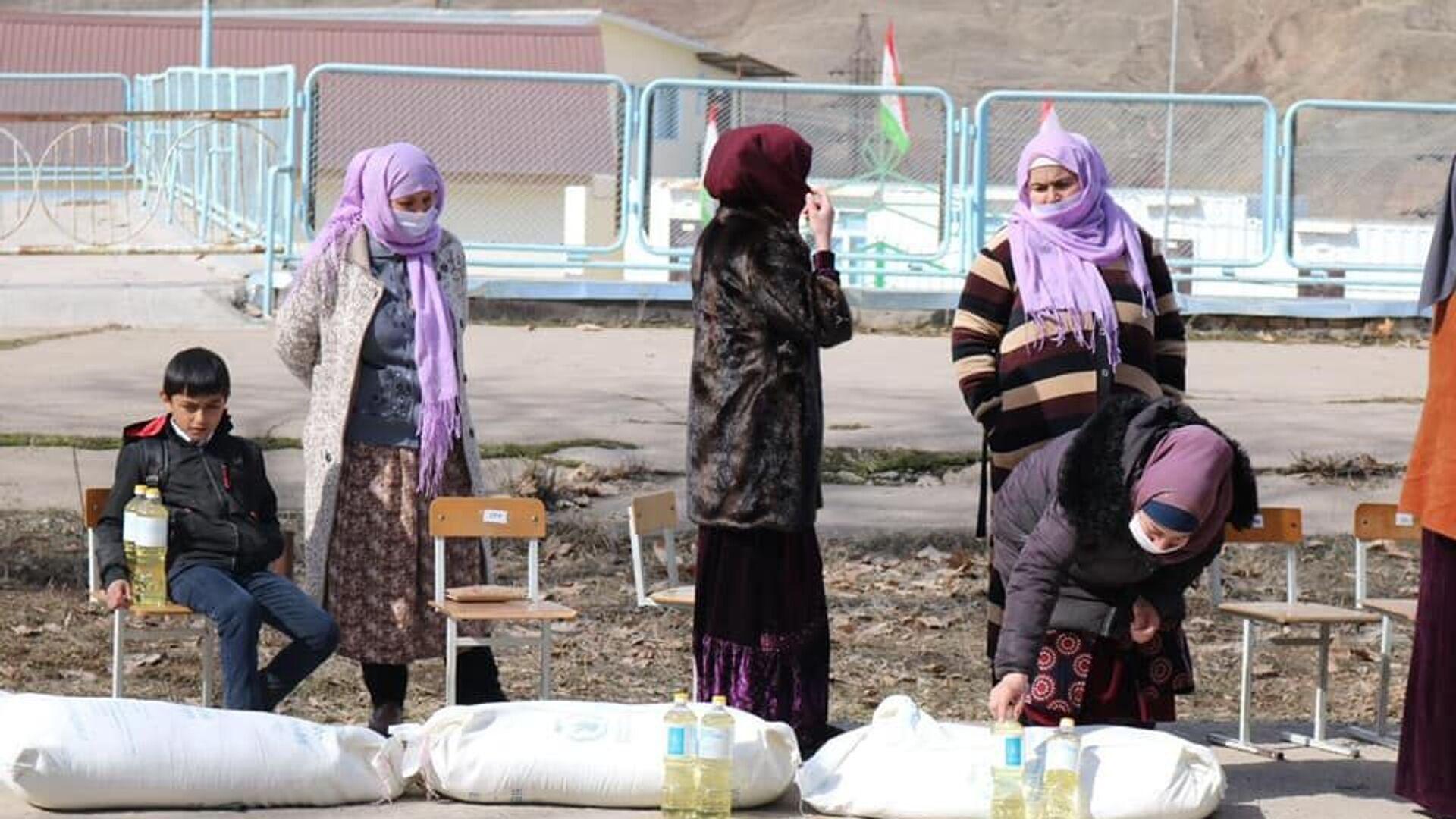 Россия выделила $1 миллион для помощи наиболее уязвимым школьникам Таджикистана - Sputnik Таджикистан, 1920, 18.03.2021