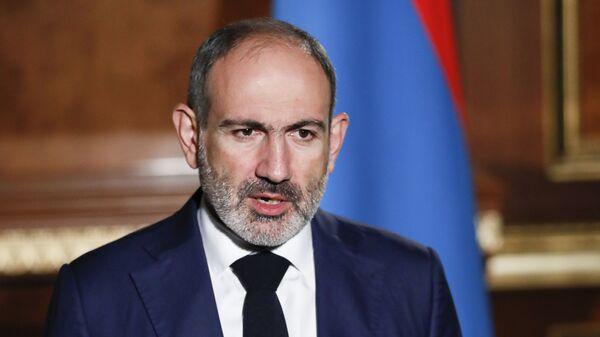 Премьер-министр Никол Пашинян - Sputnik Таджикистан