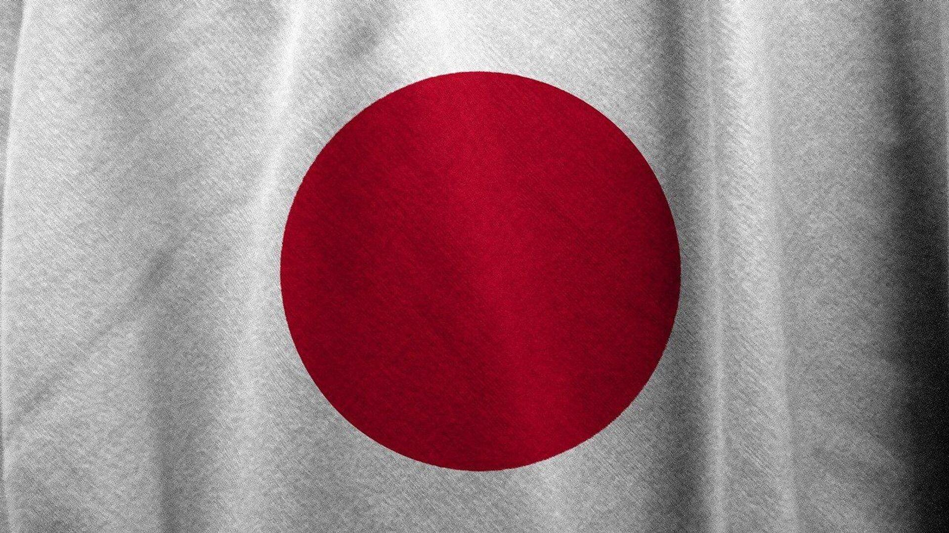 Японский флаг - Sputnik Таджикистан, 1920, 15.08.2021