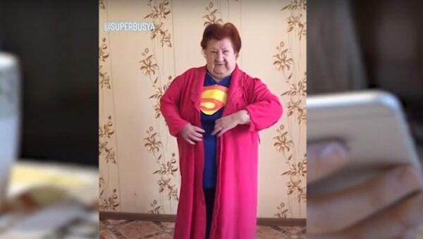 Пенсионерка взрывает интернет и собирает миллионы просмотров в TikTok - Sputnik Тоҷикистон