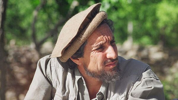 Ахмад Шах Масуд - Sputnik Таджикистан