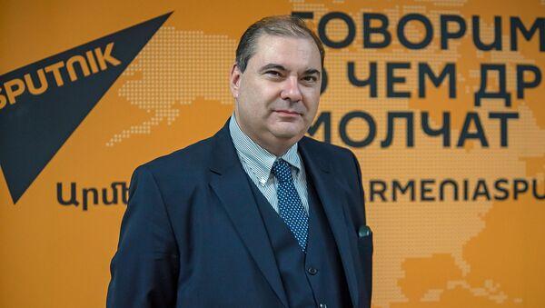 Александр Маркаров - Sputnik Таджикистан