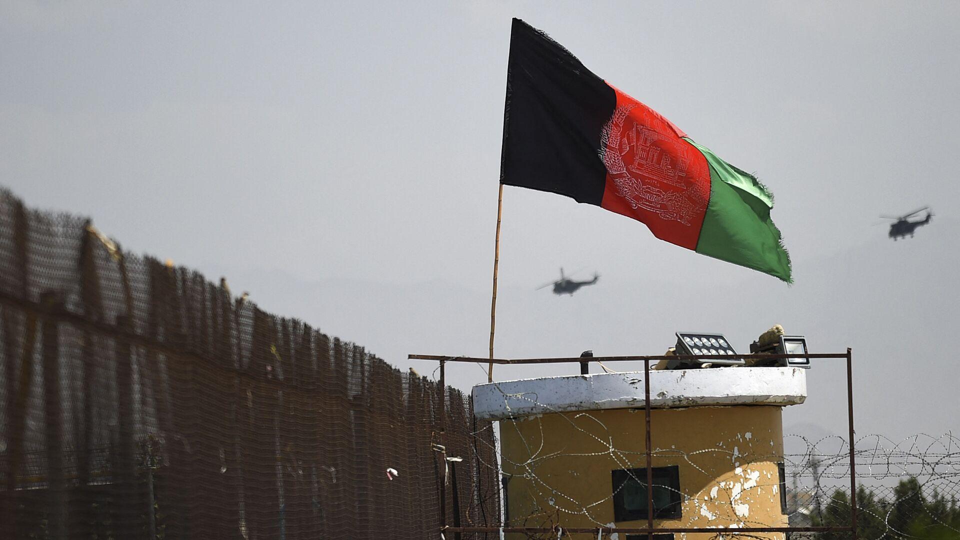 Флаг Афганистана - Sputnik Таджикистан, 1920, 25.07.2021