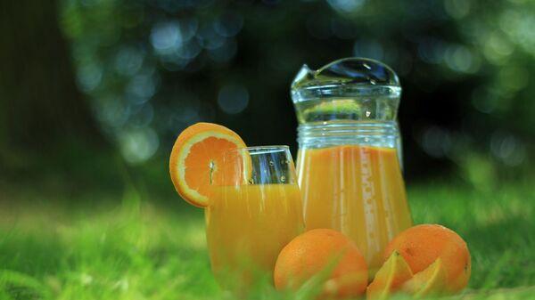 Апельсиновый сок - Sputnik Таджикистан