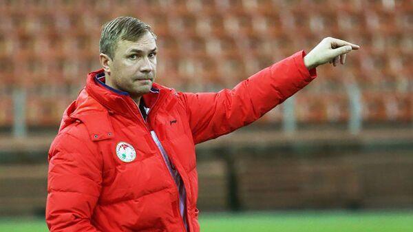 Виталий Левченко, главный тренер клуба Истиклол - Sputnik Таджикистан