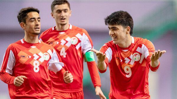 Юношеская сборная Таджикистана (U-17) - Sputnik Таджикистан
