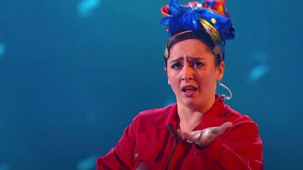 Manizha - Russian Woman. Official Video - Eurovision 2021 - Sputnik Тоҷикистон