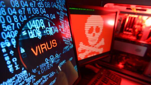 Вирус- атаковал IT-системы компаний в разных странах - Sputnik Тоҷикистон