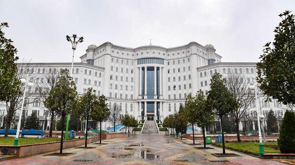 Национальная библиотека Таджикистана  - Sputnik Тоҷикистон