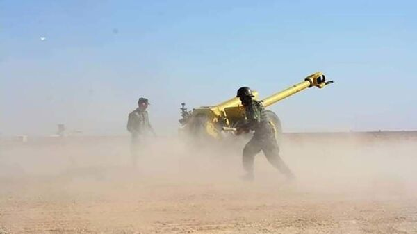 Противостояние национальной обороны Афганистана против террористов - Sputnik Таджикистан