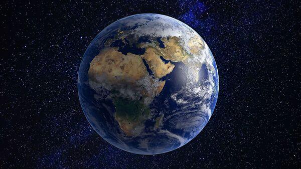 Иллюстрация планеты Земля - Sputnik Таджикистан