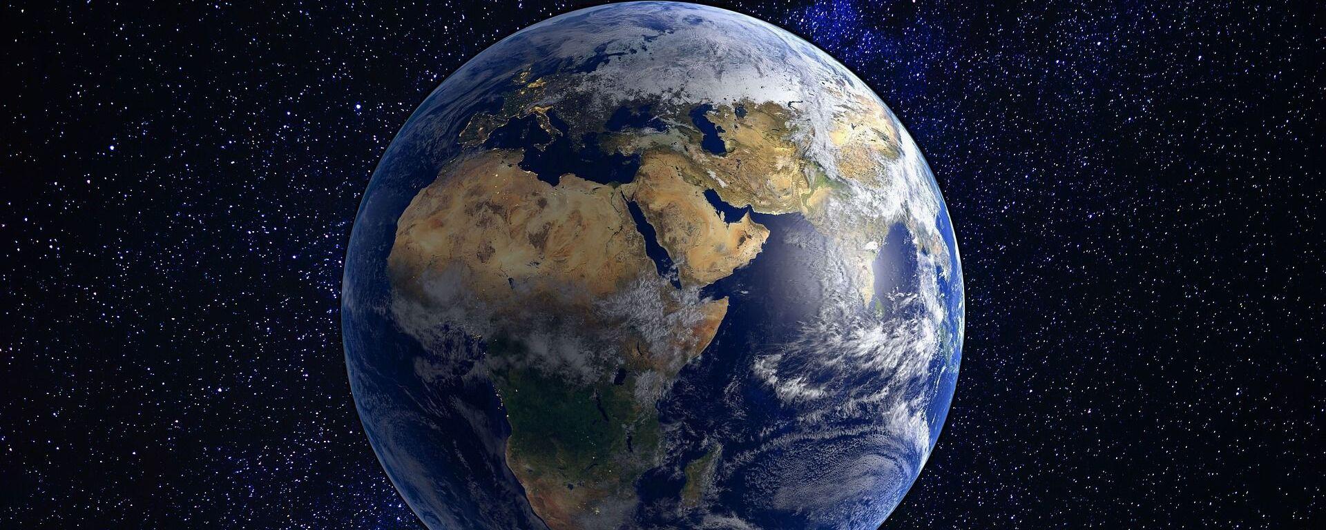 Иллюстрация планеты Земля - Sputnik Таджикистан, 1920, 03.09.2021