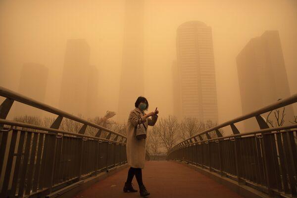 Атмосфера в Пекине была пугающей и напряженной - Sputnik Таджикистан