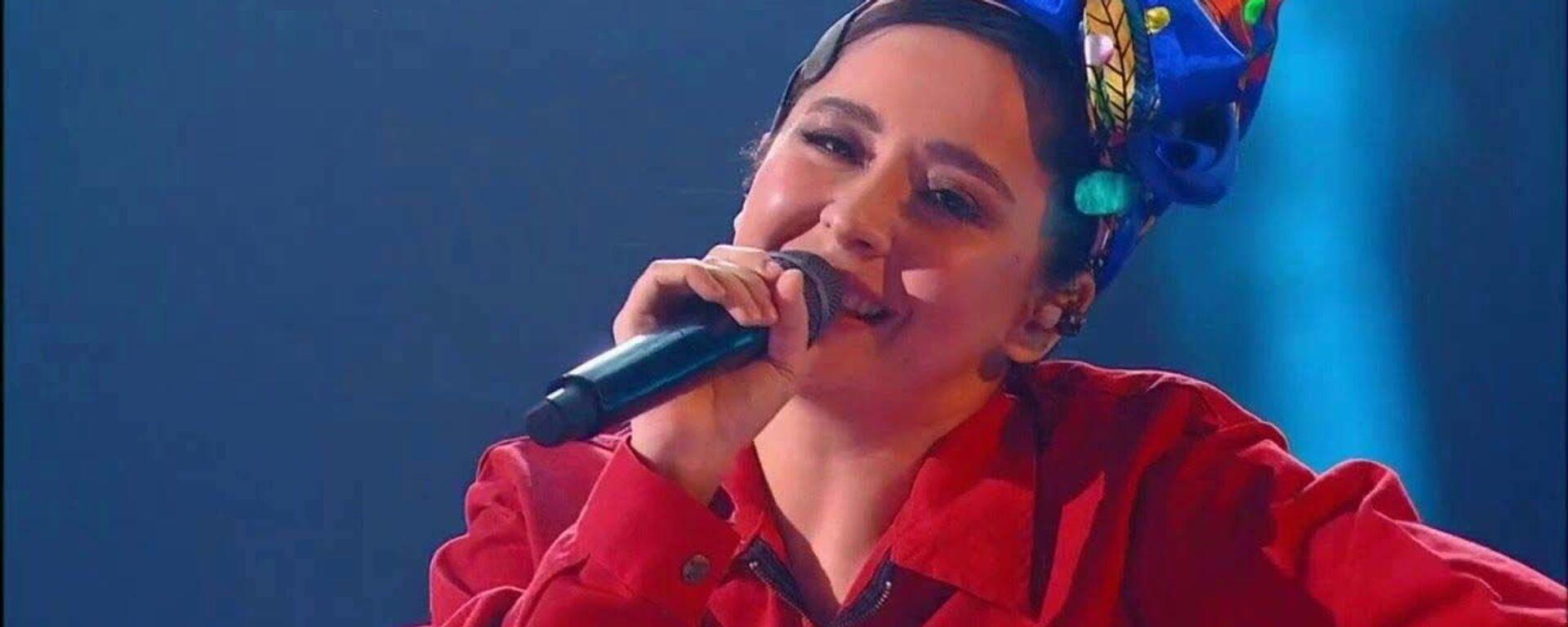 Певица Manizha - Sputnik Таджикистан, 1920, 18.03.2021