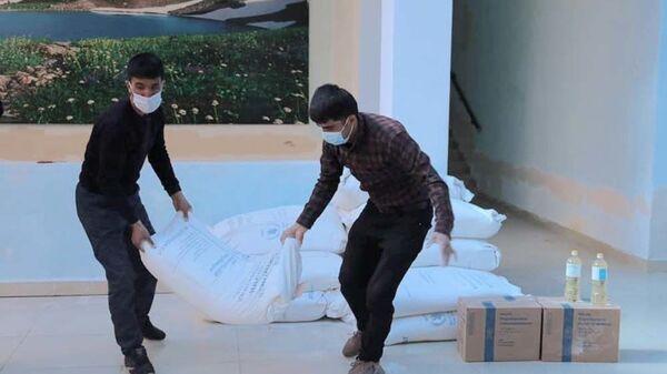 Россия выделила $1 миллион для помощи наиболее уязвимым школьникам Таджикистана - Sputnik Таджикистан