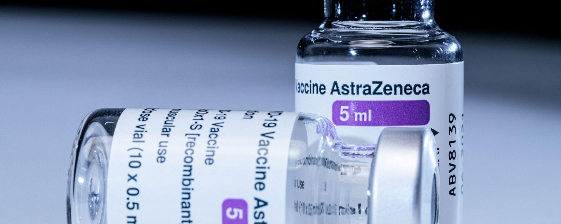 Вакцина AstraZeneca - Sputnik Таджикистан, 1920, 10.08.2021