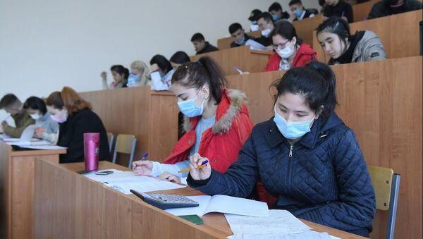 Еще больше узбекистанцев смогут бесплатно учиться в РФ — как проходил отбор - YouTube - Sputnik Тоҷикистон