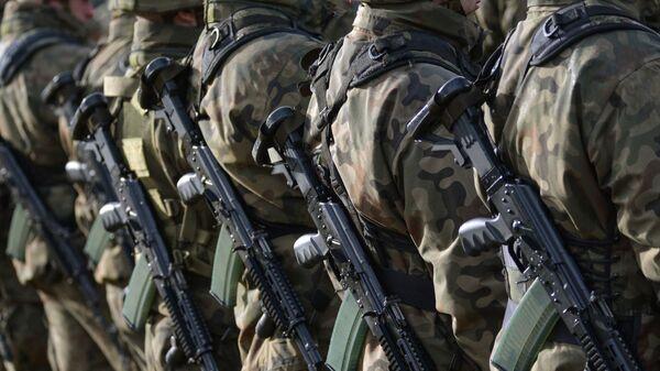 Батальон НАТО, архивное фото - Sputnik Таджикистан