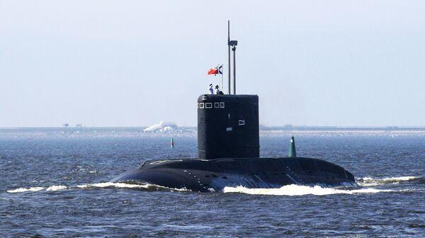 Подводная лодка Владикавказ - Sputnik Таджикистан