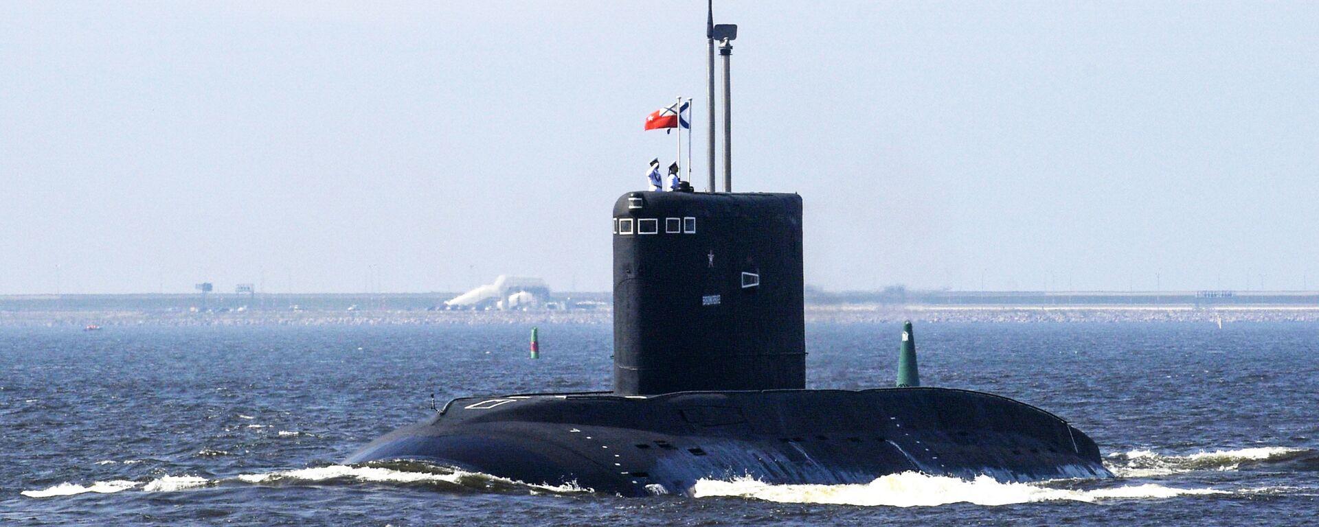 Подводная лодка Владикавказ - Sputnik Таджикистан, 1920, 19.03.2021