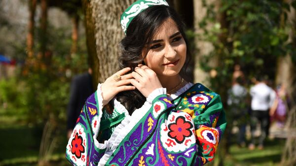 Празднование Навруза в Душанбе - Sputnik Таджикистан