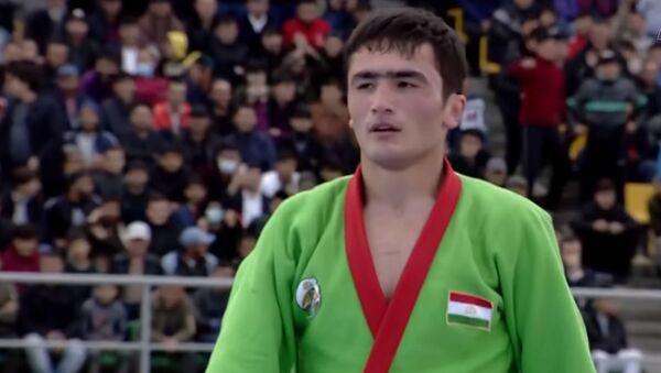 Алижон Сафаралиев vs Абубакр Бакиев - Sputnik Таджикистан