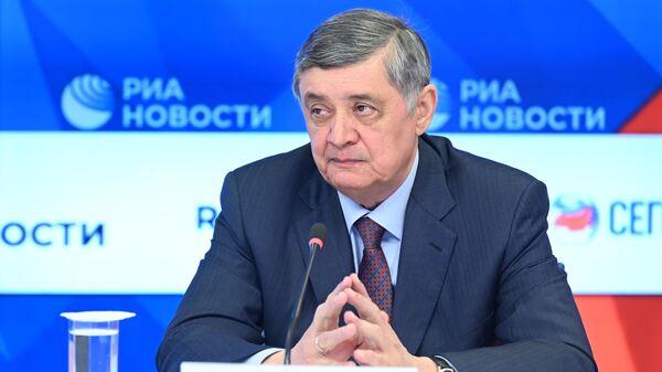 Специальный представитель президента РФ по Афганистану, директор второго департамента Азии МИД РФ Замир Кабулов - Sputnik Таджикистан