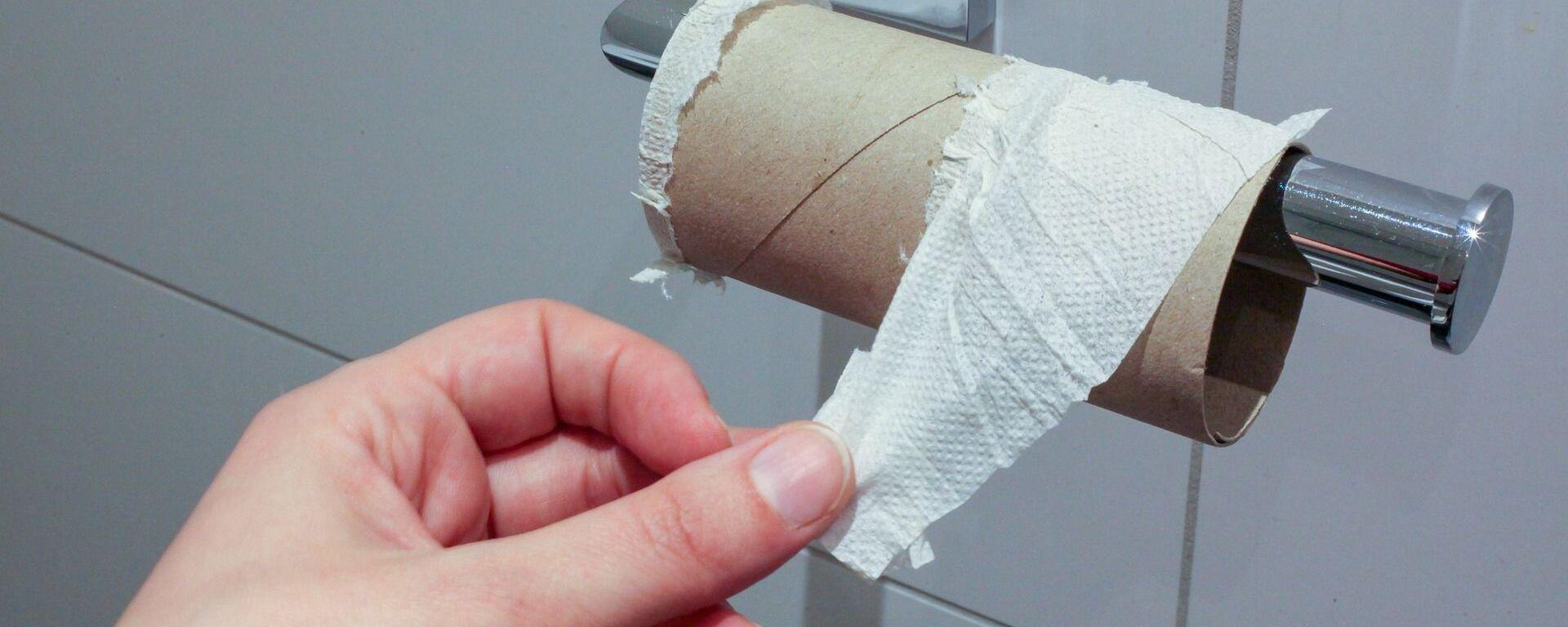 Туалетная бумага - Sputnik Таджикистан, 1920, 25.03.2021