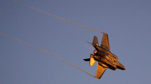 Истребитель F-35 - Sputnik Таджикистан