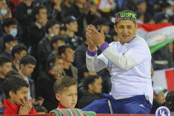 Для болельщиков матч стал настоящим подарком на Навруз - Sputnik Таджикистан
