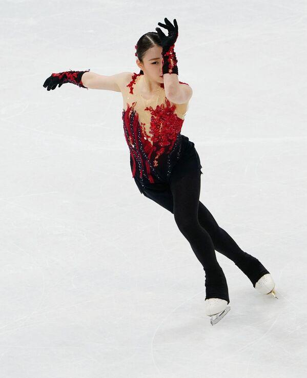 Японская спортсменка Рика Кихира - Sputnik Таджикистан