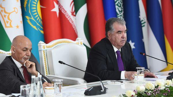 Конференция Сердце Азии - Стамбульский процесс - Sputnik Таджикистан