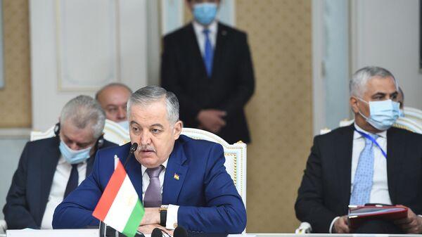 Министр иностранных дел Таджикистана Сироджиддин Мухриддин - Sputnik Таджикистан