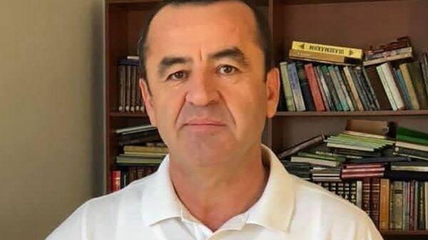 Директор больницы Ибни Сино, Абдухалил Холикзода - Sputnik Тоҷикистон