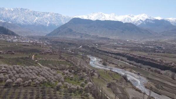 Табиати зебои Ворух - Sputnik Таджикистан