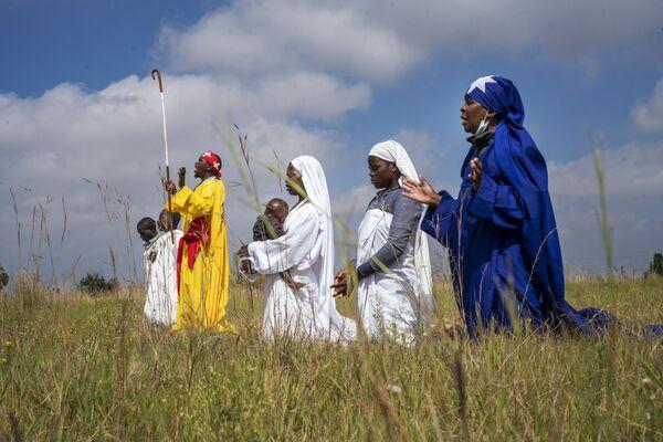 Празднование Пасхи в Южной Африке  - Sputnik Таджикистан
