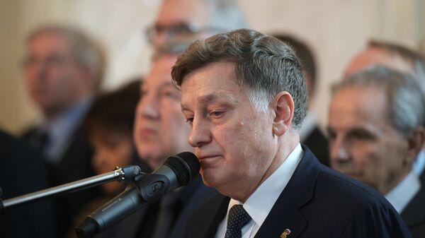 Председатель Законодательного собрания Санкт-Петербурга Вячеслав Макаров - Sputnik Таджикистан
