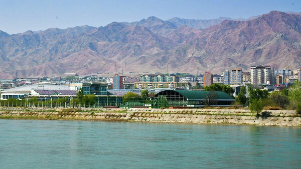 Панорама города Худжанд - Sputnik Таджикистан