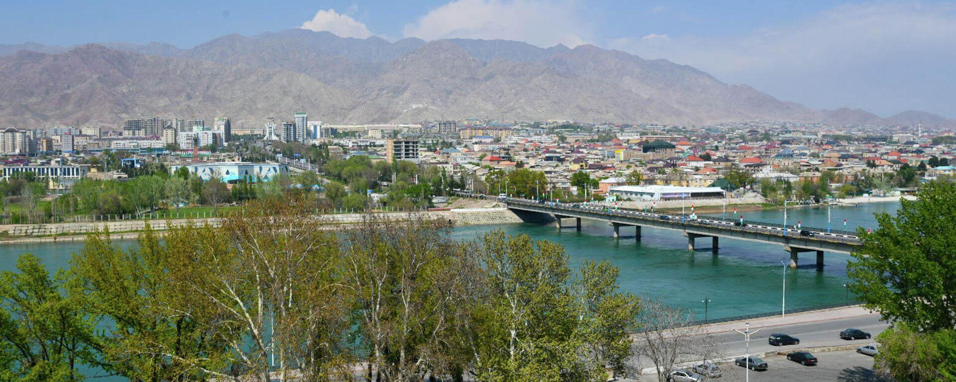 Панорама города Худжанд - Sputnik Таджикистан, 1920, 28.07.2021