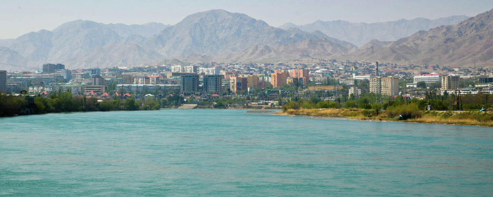 Панорама города Худжанд - Sputnik Таджикистан, 1920, 19.06.2021
