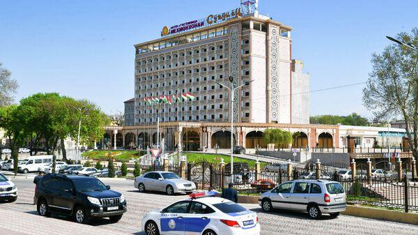Гостиница Сугдиен в городе  Худжанд - Sputnik Тоҷикистон