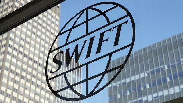 Логотип Swift  - Sputnik Таджикистан