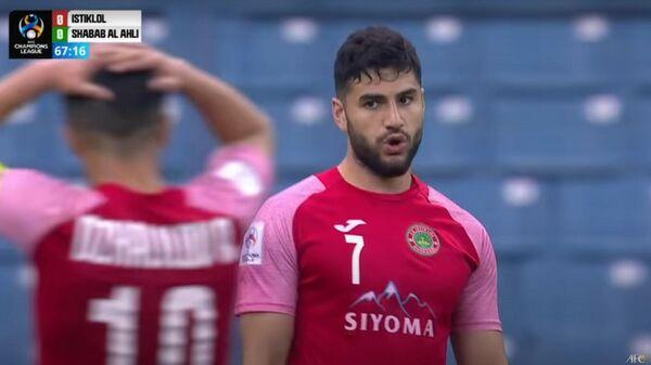 Group A   FC Istiklol (TJK) 0 - 0 Shabab Al Ahli Dubai - Sputnik Тоҷикистон