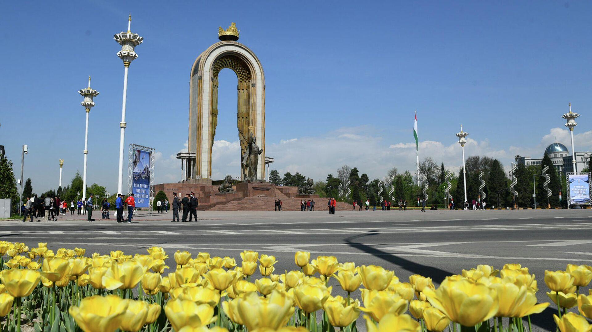 День города в Душанбе - Sputnik Тоҷикистон, 1920, 19.04.2021