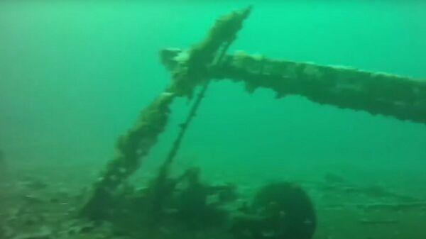 Экспедиция в заполярье: ученые нашли военный самолет на дне Баренцева моря - Sputnik Таджикистан