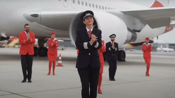 Worldwide Airlines Jerusalema Dance Challenge - Sputnik Тоҷикистон