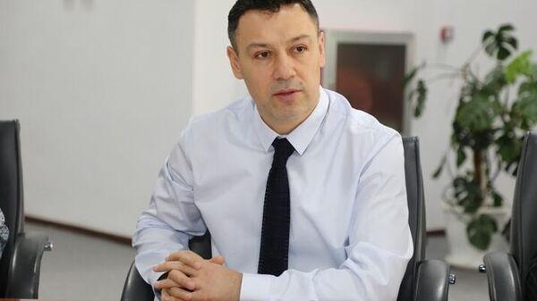 Джамолиддин Нуралиев, Первый заместитель Председателя Национального банка Таджикистана - Sputnik Тоҷикистон